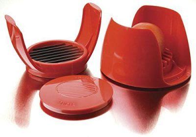 Home-X Stainless Steel Tomato & Mozzarella Slicer