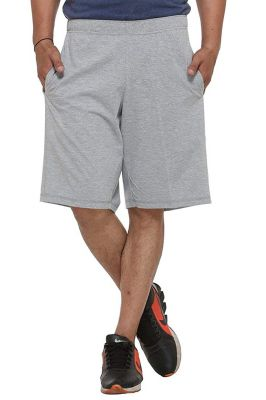 VIMAL Men's Cotton & Crush Short