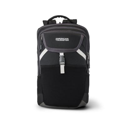 American Tourister Zilo 28 Ltrs Black Casual Backpack