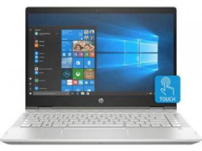 HP Pavilion x360 14-cd0077tu (i3 8th Gen/4GB/1TB + 8GB SSD/35.56cm (14)/Win10+MS Office/INT)