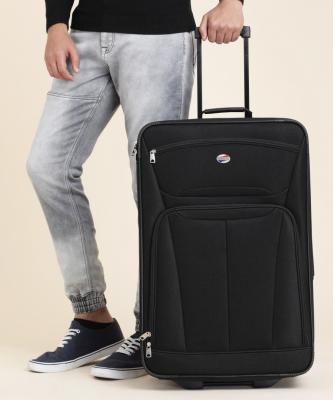 American Tourister Fieldbrook II Expandable  Cabin Luggage - 22 inch Black