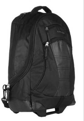 Giordano 15 inch Laptop Strolley Black bag