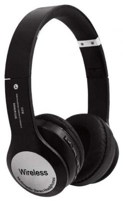 Loot-SUPREMACY B20 On-ear Bluetooth Headsets ( Black )