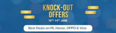 Flipkart Knock Out Offers on Mobile phones