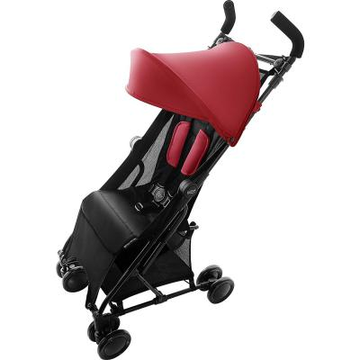 Britax Holiday Pushchair, Flame Red