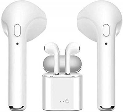 i7s TWS Wireless Bluetooth Headphone with mic Earbud
