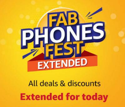 [Extended for today] Amazon: Fab Phones Fest