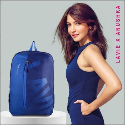 Lavie - Anushka collection BAEI139040N3 24 L Backpack NAVY - Price in India | Flipkart.com