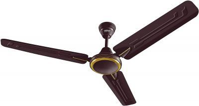 [2Years Warranty]Eveready Super Fab M 1200mm High Speed 3 Blades Ceiling Fan (Brown)