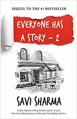 Everyone Has a Story 2 :Book Paperback