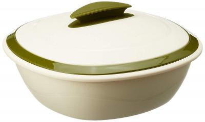 Signoraware Double Wall Small Casserole Set, Set of 2, 1 Litre