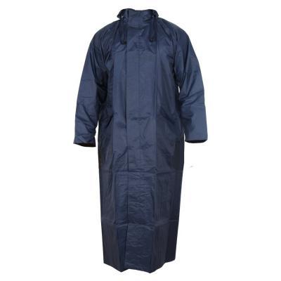 Glamio Women's Rain Coat (Navy_Blue_Free Size)