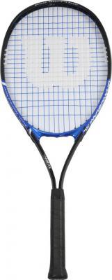 Wilson Grand Slam XL Blue, Black Strung Tennis Racquet  (Pack of: 1, 270 g)