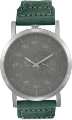 Titan 90026SL02J Analog Watch