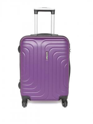 Pronto Unisex Purple CYPRUS Spinner 58 Cabin Trolley Suitcase
