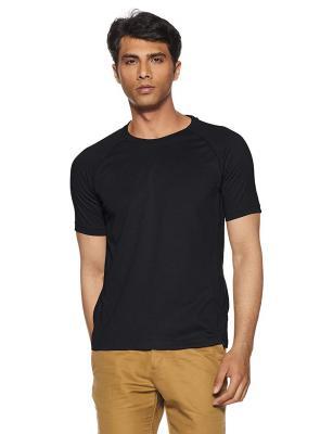 Hanes Men's Round Neck Cotton T-Shirt