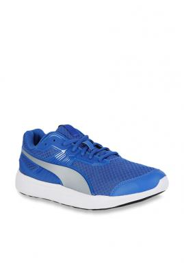 Puma Escaper Pro Turkish Sea & Silver Running Shoes