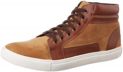 Knotty Derby Men's Lockhart Collar Boot Sneakers