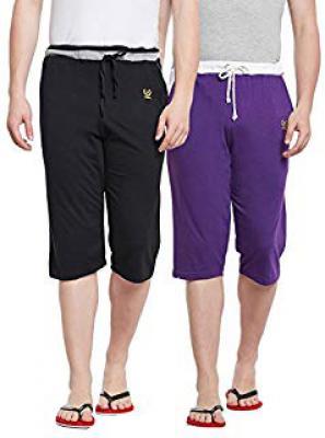 VIMAL JONNEY Men's shorts (pack of 2)