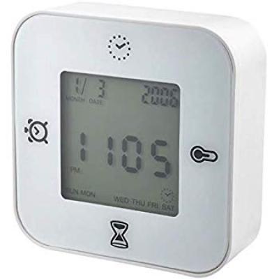 Ikea Klockis Clock, Thermometer,Alarm, Timer
