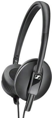 Sennheiser HD 2.10 Wired Headphone  (Black, On the Ear)