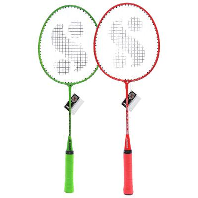 Silver's Kids SIL-JB190 Combo-4 Aluminum Badminton Racquet, Pack of 2