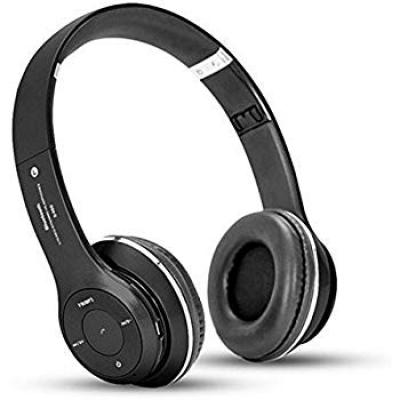 JOKIN Compatible with All Model S460 Wireless Bluetooth Headphone with FM and SD Card Slot/with Music and Calling Contro