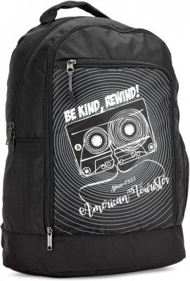 American Tourister AMT Ping 21 L Backpack Black