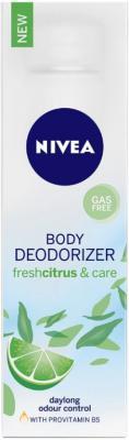 Nivea Fresh Citrus & Care Female Deodorizer Deodorant Spray - For Women  (120 ml)