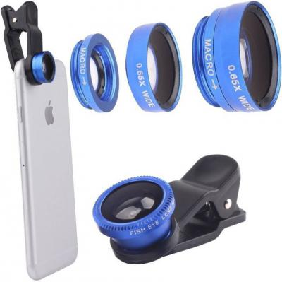 Fingers 3in1 Mobile Phone Lens