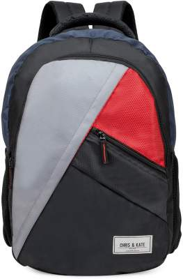 Chris & Kate Multicolor Big Comfortable Backpack(30 litres)
