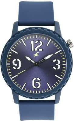 Fastrack 38039PP04 Elementary Tees Analog Watch  - For Men