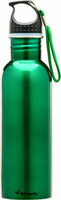 Butterfly Eco SS 750 ml Bottle  (Pack of 1, Green)