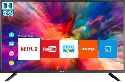 MarQ by Flipkart Dolby 43 inch(109 cm) Full HD Smart LED TV  (43HSFHD)