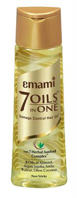 Emami 7 Oils in One Damage Control Hair Oil, 200ml