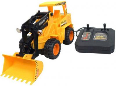 Prro JCB Truck Toy  (Yellow)