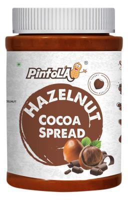 Pintola Hazelnut Cocoa Spread, No Palm Oil (1kg)