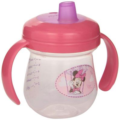 The First Years Minnie Soft Spout Trainer Cup, (Multicolor)
