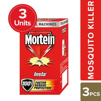 Mortein Insta5 Refill - 35 ml (Pack of 3)