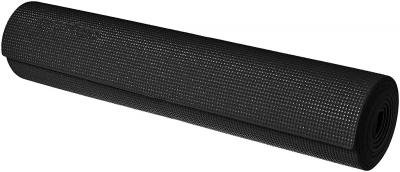 AmazonBasics Yoga and Exercise Mat with Carrying Strap, 6mm
