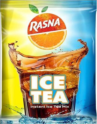 Rasna Instant Ice Tea Mix - 400g (Lemon) Pack of 2
