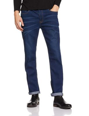 Amazon Brand - Inkast Denim Co. Men& Slim Straight Fit Jeans