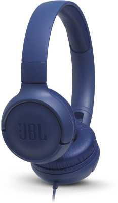 JBL T500 Wired Headset with Mic Price in India - Buy JBL T500 Wired Headset with Mic Online - JBL : Flipkart.com