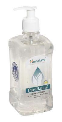 Himalaya PureHands Hand Sanitizer (Lemon) - 500 ml