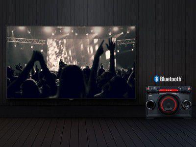 LG OK45 220 W Bluetooth Party Speaker