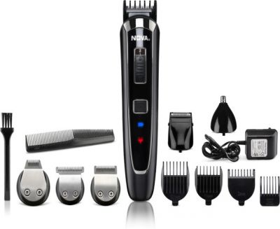 Nova Corded and Cordless Trimmer set at Flat 999