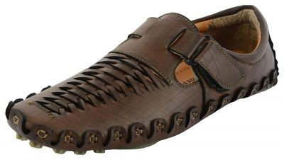 LeeGraim Men's Synthetic Outdoor Casual Sandals: Buy Online at Low Prices in India - Amazon.in