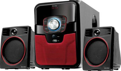 TECNIA Swag 2.1 Channel Bluetooth Speaker System 2.1 Home Cinema