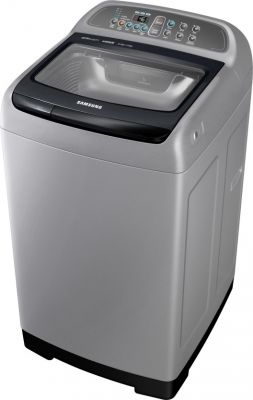 Samsung 6.2 kg Fully Automatic Top Load Washing Machine White, Grey