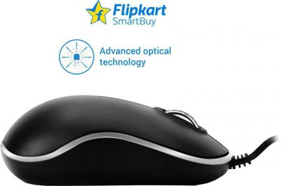 Flipkart SmartBuy Wired Optical Mouse